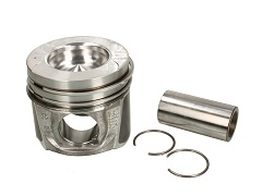 Piston, Piston Rings and Cylinder Sleeve