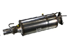 Diesel Particulate Filter - DPF