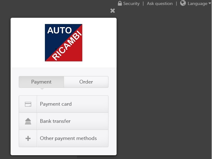 GoPay payment gateway