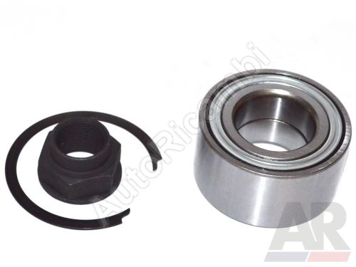 Wheel bearing Fiat Doblo, front, with ABS