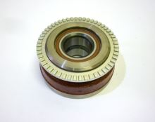 Wheel bearing Iveco Daily 2000 35/50C, front, complete hub with ABS