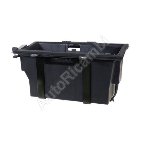 Battery holder Fiat Ducato 250 in the cab