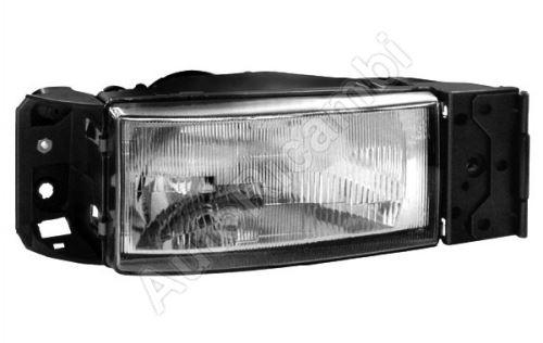 Svetlomet Iveco EuroCargo 1996-2002 pravý, H4 bez motorčeka
