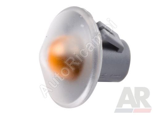 Smerovka Fiat Doblo 2000-05 bočná L=P, s objímkov, bez žiarovky