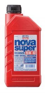 Liqui Moly 1428 motorový olej 15W40, Nova Super minerálny 1l