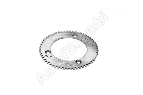 Crankshaft gear wheel Iveco Daily 2000> 06> 14> Fiat Ducato 250/2014> 3,0 JTD for sensor