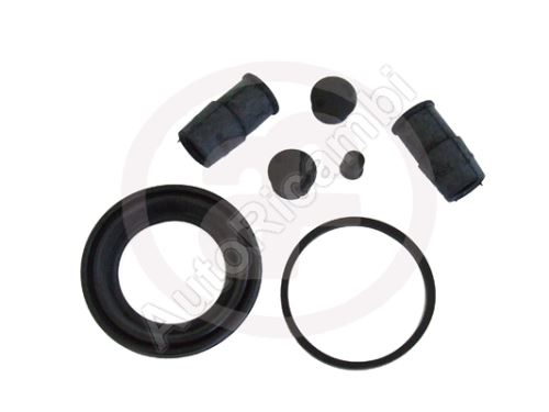 Brake caliper rubber bands Fiat Doblo 2000-05 - repair kit