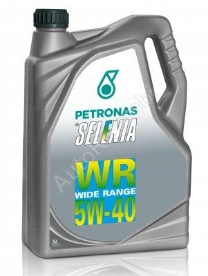 Engine oil Selénia WR 5W-40, 5L
