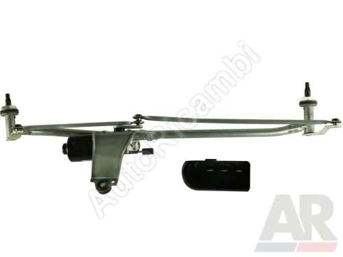 Wiper mechanism Iveco Daily 2014- with motor