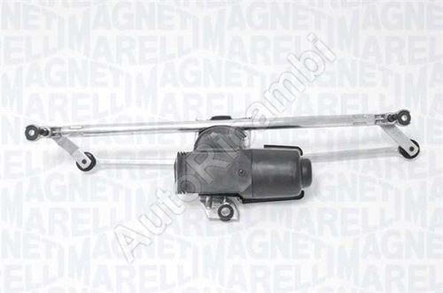 Wiper mechanism Fiat Doblo 2000-2016 with motor