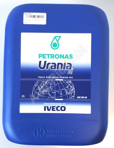 Engine oil Urania FE 5W30 20L