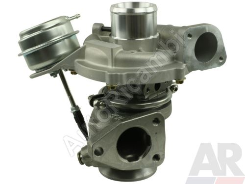 Turbocharger Fiat Doblo 2010 1.6 MTJD Euro6