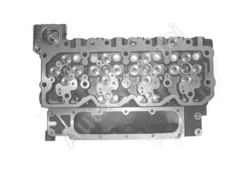 Cylinder head Iveco EuroCargo Tector 4 cylinder w/o valves