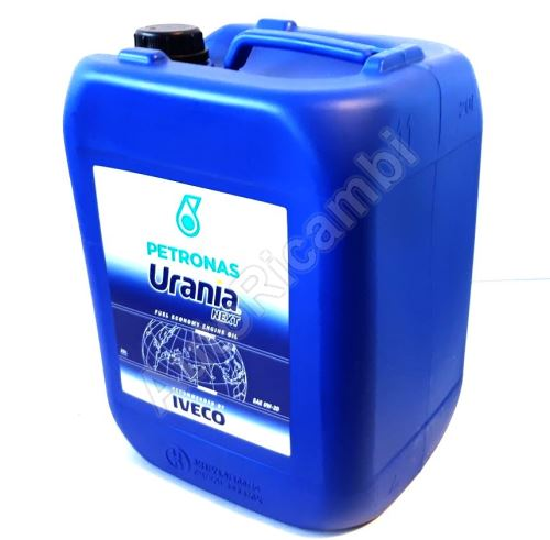 Engine oil Urania Next 0W20 20L