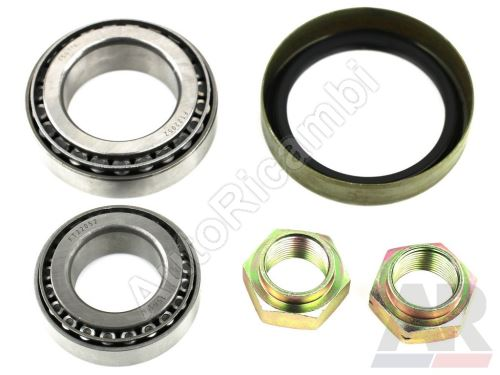 Rear wheel bearing Fiat Ducato 230 Q10, Q14 - set