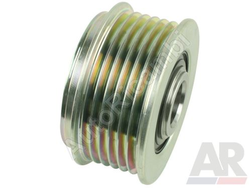 Alternator freewheel (Pulley) Fiat Ducato 250 2006> 2.2 JTD 6PK 64mm