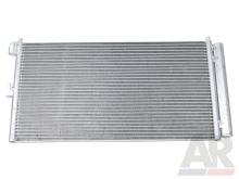 Chladič klimatizácie Fiat Doblo 2005-09 kondenzátor, 1,3 MJTD