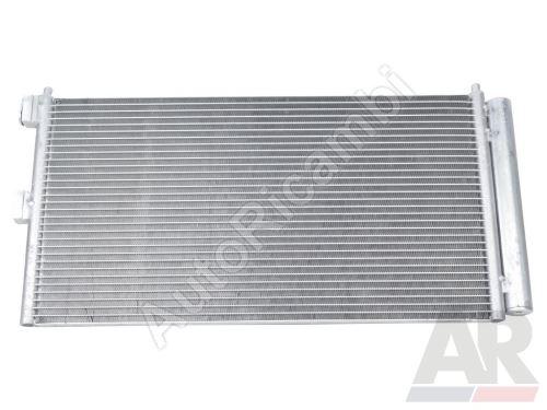 A/C condenser Fiat Doblo 2005-09 1,3 MJTD