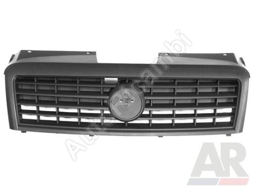 Radiator grille Fiat Doblo 2005 black