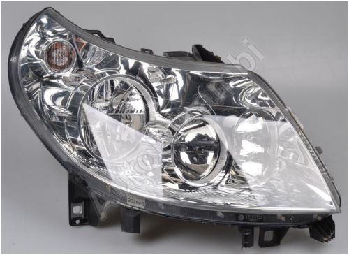Headlight Fiat Ducato 250 right MY2011 H7 + H1