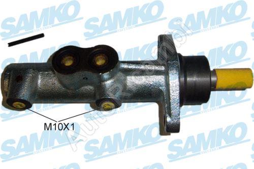 Hlavný brzdový valec Iveco Daily 2000 65C 28,6mm