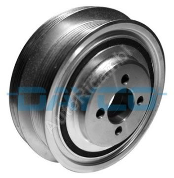 Crankshaft Pulley Iveco Daily, Fiat Ducato 2,3 with A/C