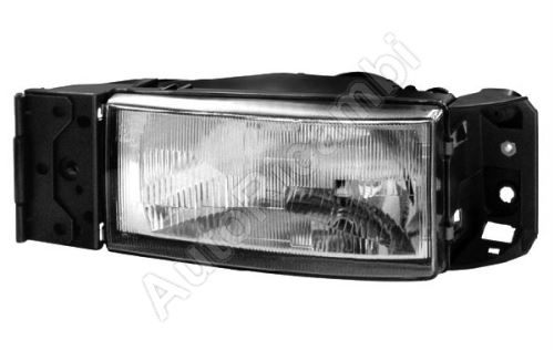 Svetlomet Iveco EuroCargo 1996-2002 ľavý, H4 bez motorčeka