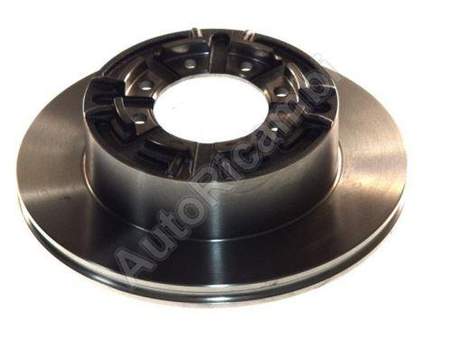 Brzdový kotúč Iveco Daily od 2000 35/40/50C zadný, 289mm