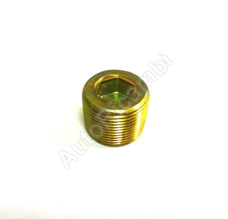 Differential bolt Iveco EuroCargo control
