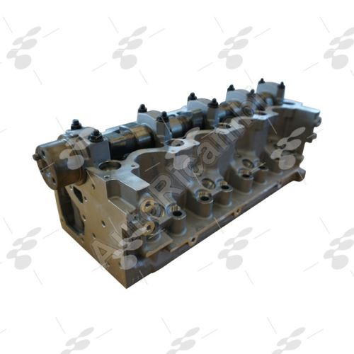 Cylinder Head Fiat Ducato 230 2,8D/TD/Iveco Daily 2,8D (8140,63)