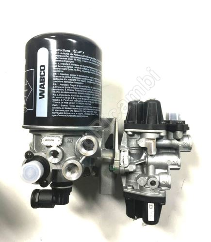 Regulátor tlaku vzduchu Iveco Stralis