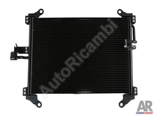 A/C condenser Fiat Ducato 230/244