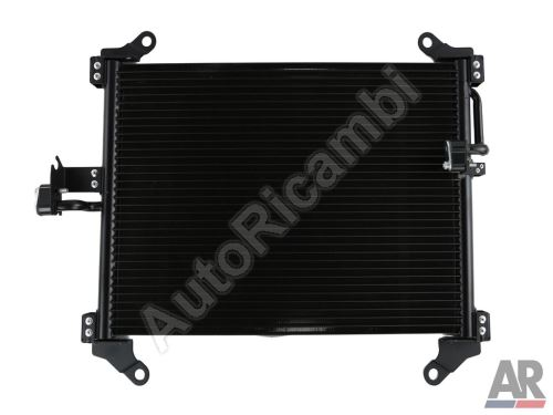 Kondenzátor klimatizácie Fiat Ducato 230/244