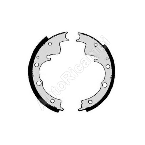 Brake shoes Iveco Daily 254X90 90>99
