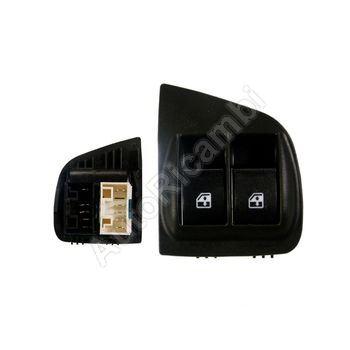 Ovládač okien Fiat Doblo 2010> ľavý komplet