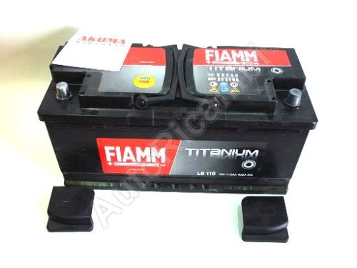 Battery 12V 110Ah Fiat Ducato 250