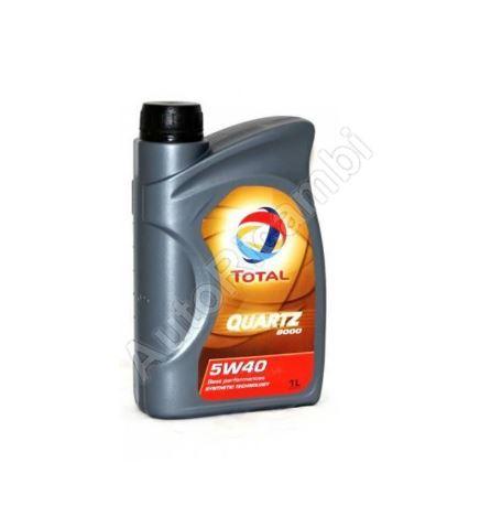 Motorový olej Total Quartz 9000 5W40 1L