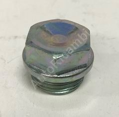 Skrutka výpustná - zátka M22 - na olej. vaňu,