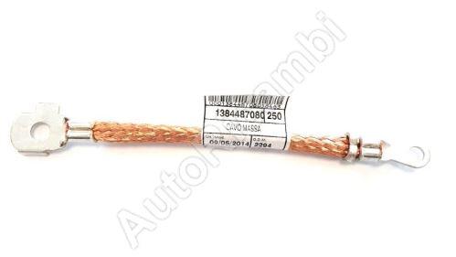 Kábel akumulátora Fiat Ducato 250 na mínus kontakt