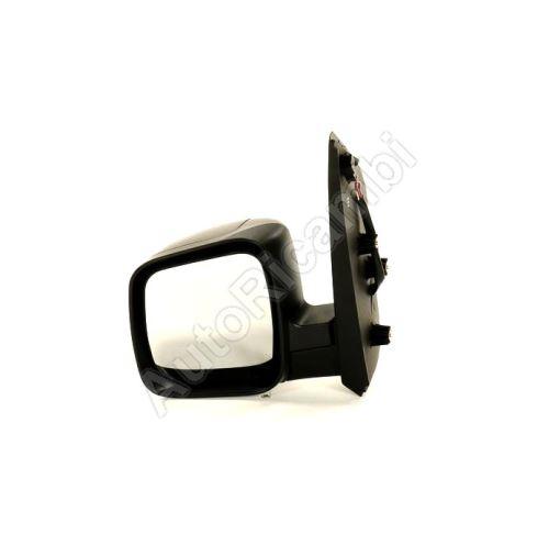Zrkadlo Fiat Fiorino 2007> ľavé, elektrické, vyhrievané, čierné