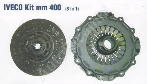 Clutch kit Iveco Stralis Cursor 8 400mm