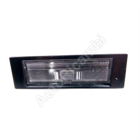 Osvetlenie EČV Fiat Doblo 2010> samostatné svetlo