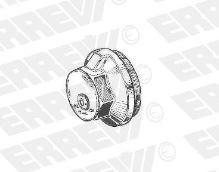 Krytka predného ložiska Iveco EuroCargo