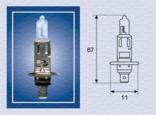 Žiarovka 12V H1 55W