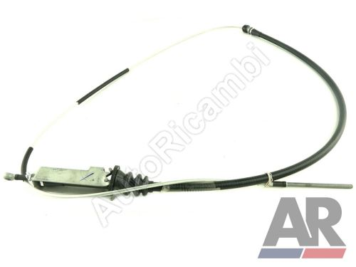 Hand brake cable Iveco Daily 14> 70C front 4350 mm