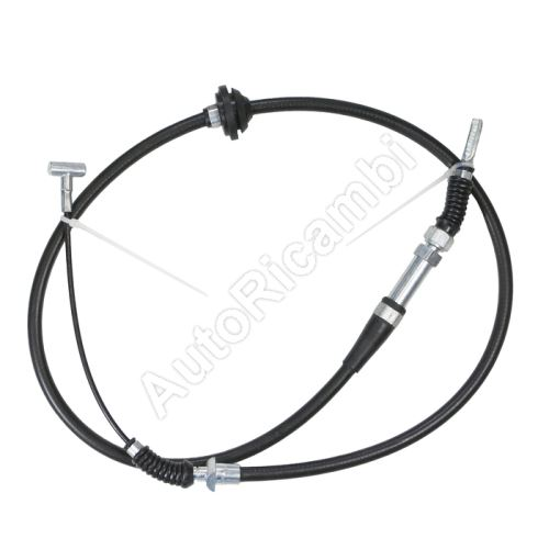 Hand brake cable Iveco Daily 06> rear, L/R 29L10-14/35S10-14