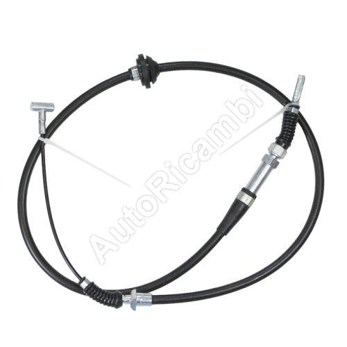 Lano ručnej brzdy Iveco Daily 06> zadné, L/P 29L10-14/35S10-14 rozsah 3000-4350 mm
