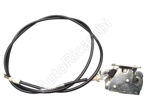 Rear door lock Fiat Ducato 250, upper right with cable