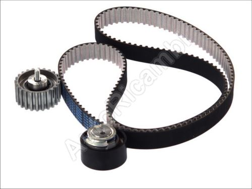Timing kit Iveco Daily, Fiat Ducato 2,3 belt + pulleys Dayco