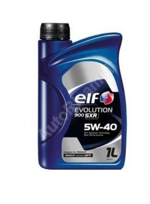 Motor oil Elf Evolution 900 SXR 5W40 1l